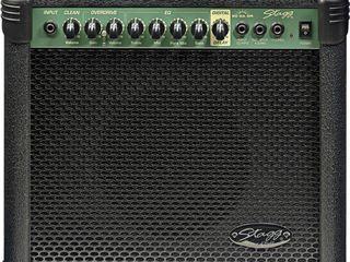 Combo Stagg GA-20 DR=1717 mdl (schimb, barter) Качественный звук. Мощный!