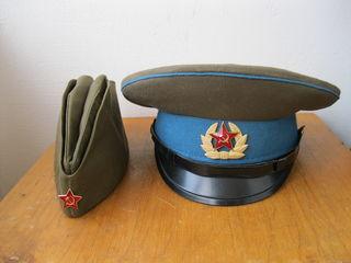 Военные головные уборы СССР