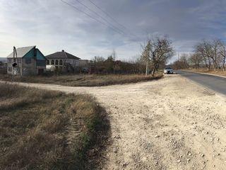Se vinde casa nefinisata/teren in Ialoveni
