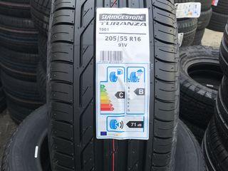 Продам 2 или 4 ската 205/55 R16 Bridgestone Turanza t001 (2021)