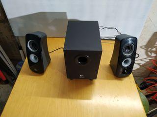 Аудио система Logitech z323