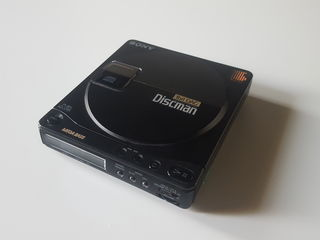 Sony Discman D-99 Vintage Cd-player