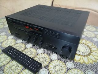 Yamaha DSP A590 natural sound amplifier / Onkyo TX9022 RDS