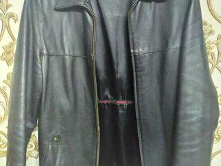 Куртка мужская, кожа 1200 леев