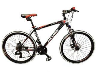 """Велосипед 21 скорости alvas europa 26"""" livrarea la domiciliu!!!!"""