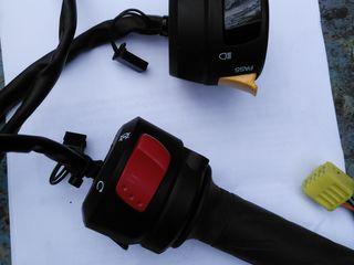 Пульты руля Suzuki GSXR, пульт управления, переключатель на руль Suzuki, Honda, Yamaha, Kawasaki
