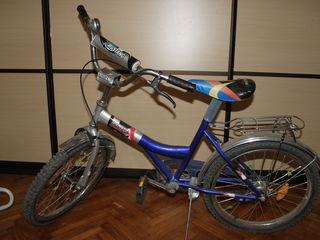 Велосипед подростковый в отличном состоянии! 570 лей! Торг!