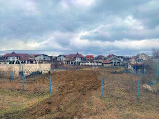Vânzare lot de teren predestinat pentru construcții - Cricova (prima linie)