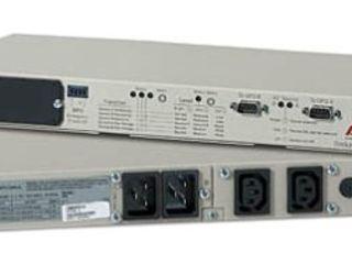 Переключатель / балансировщик 230V (Redundant Switch)
