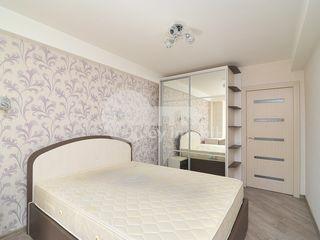 Apartament cu 3 camere, bloc nou, reparație euro, Botanica, 400 € !