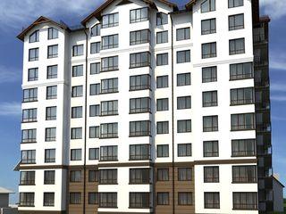 Apartament cu 2 camere, în bloc nou, or.Ialoveni, centru,  la doar 490€/ m2