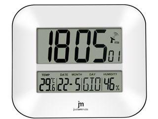 электронные часы с  термометром из Италии JM PLUS .