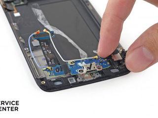 Samsung Galaxy S5 (G900F)  Nu se încarcă smartphone-ul? Înlocuiți conectorul!