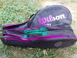 Vând rachete de tenis de câmp, geantă specială pentru ele.