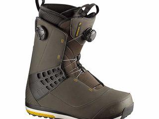 Snowboard Boots Salomon Snowboards Dialogue Focus Boa
