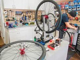 Reparăm biciclete!!!