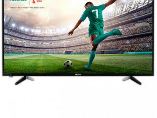 Hisense 43'' Full HD  черный/ smart TV/ Wi-Fi/ 43A5600