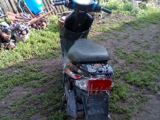 Orox moped