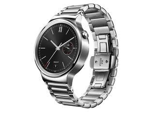 Умные часы Huawei watch Stainless Steel.