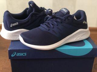 Asics не дорого супер удобные мужские беговые кроссовки