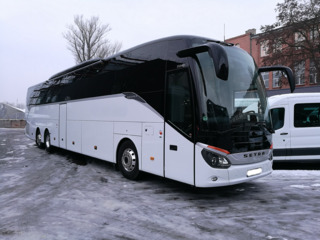 Transport pasageri Moldova Italia Tur Retur, Nordul Italiei