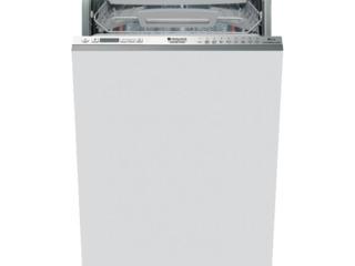 Посудомойка Ariston LSTB 6B019 EU  Встраиваемая/ A+/ Серебристый