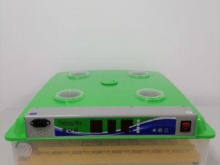 Incubator complet automatizat.  98 oua gaina, rata etc - Flexmag 2369 lei - Livrare gratis oriunde!