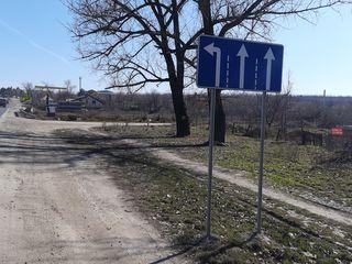 Arendă lot în Măgdăcești la traseul Chișinău-Orhei