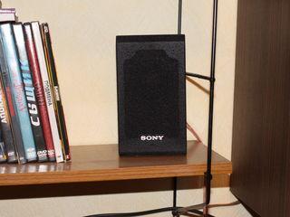 Две колонки тылового окружающего звучания -Sony SS-CS10S в домашний кинотеатр