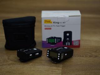 Радиосинхронизатор TTL Pixel King PRO для Canon