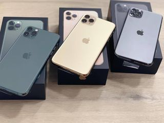 Garantie 12Luni Apple iPhone 11,11Pro,11ProMax la super pret!
