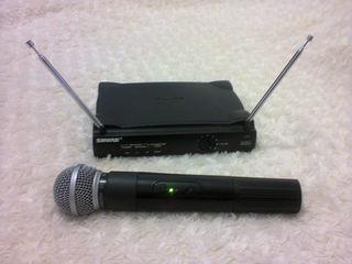 Microfon radio shure sm58
