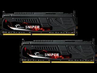 G.SKILL Sniper 32 ГБ (4 x 8 ГБ) 240-контактный DDR3 SDRAM DDR3 2400 F3-2400C11Q-32GSR
