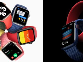 Apple Watch SE и Apple Watch 6 - лучшая цена!