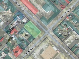 Участок в центре на перекрестке - str. Tighina/Bucuresti