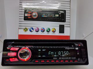 Дисковая магнитола pioneer mcx-894 mp4/dvd/usb/sd/cd. Съемная панель