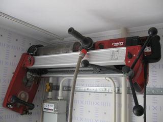 gaurire pentru hote și ventilație Сверление отверстий для вытяжек -