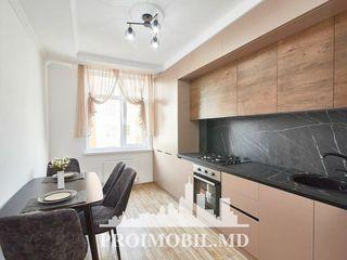 Telecentru! 2 camere separate, full mobilate, încălzire autonomă! 66 mp!