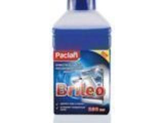 Paclan brileo очиститель для посудомоечных машин 250 мл