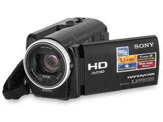 Sony Handycam HDR-XR160 почти даром.