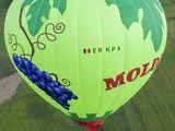 Путешествие на воздушном шаре над Молдовой!