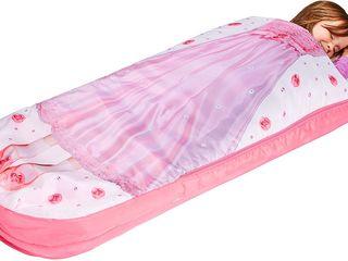 Надувная кровать и спальный мешок 2 в 1 Princess