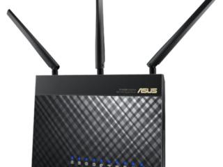 Wi-Fi роутер Asus RT-AC68U с поддержкой 802.11ac