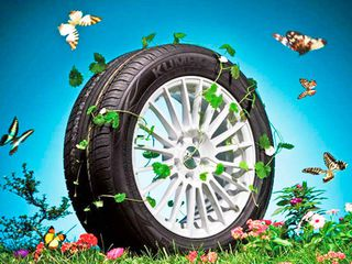 Anvelope de la producatorii: Polaris, Goodyear, Hankook, Sava, Fulda, Debica, Bridgestone. In credit