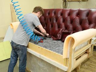 Ремонт и обивка мягкой мебели. Доступные цены
