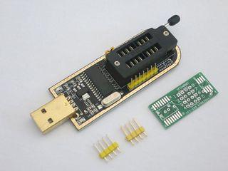 Программатор, usb tester, LED voltmeter