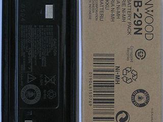 Оригинальные батареи Kenwood KNB-29 KHB-14 для TK2207 TK3207 TK3207G TK2107 TK3107