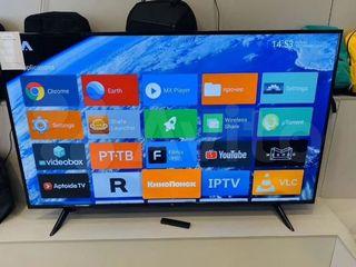 Телевизор со скидкой до -20%! От 144 лей в месяц!