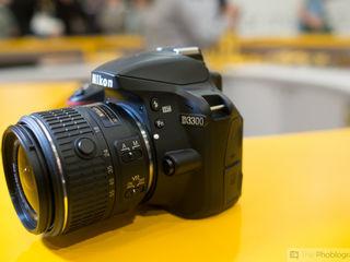 Nikon D3300 nou