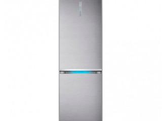 Холодильник Samsung RB41J7851SR   двухкамерный/ серебристый